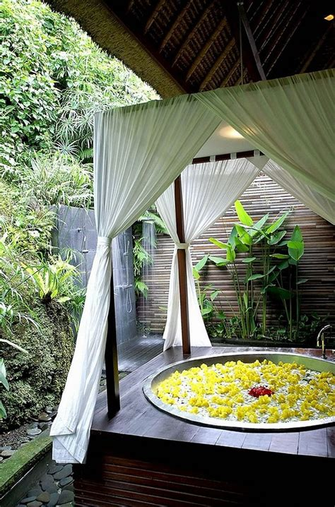 outdoor spa ideas   home inspiration  ideas