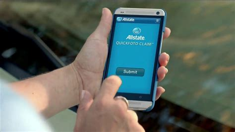 Allstate Quickfoto Claim Tv Spot App For That Ispot Tv | allstate quickfoto claim tv spot app for that ispot tv