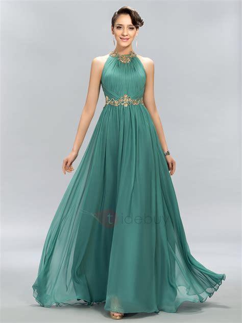 design evening dress online stunning jewel neck beading a line long evening dress
