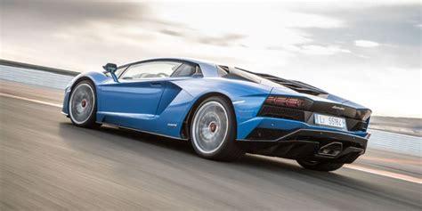 Lamborghini V 12 Rejoice The Na Lamborghini V12 Is Going Nowhere
