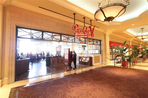 buddy v s at venetian puts on a bellissimo brunch buffet