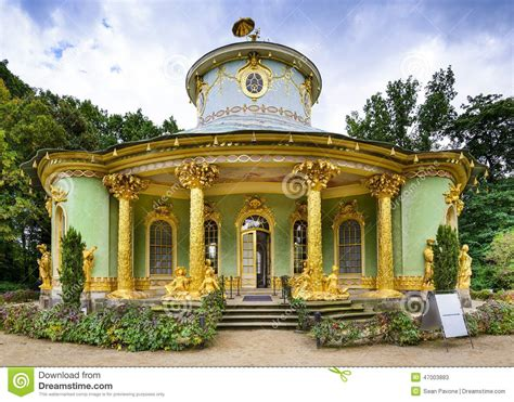 house of china 2 china house of potsdam germany stock photo image 47003883