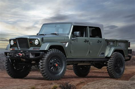 small wrangler jeep ford jeep mercedes and beyond more compact trucks on