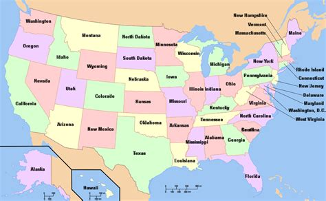 states in america search results for map of united states with names