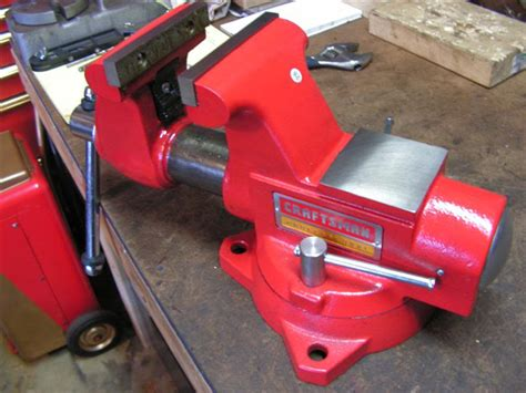 craftsman professional bench vise a chinese craftsman vise i don t mind owning page 1