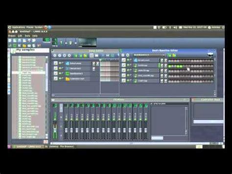 tutorial drum beats lmms simple drum beats tutorial youtube