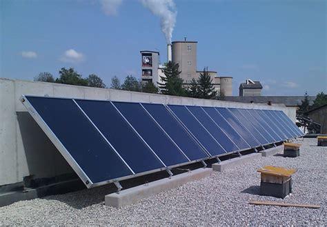 pannelli solari mobili pannelli solari termici per grandi impianti hoval mobile