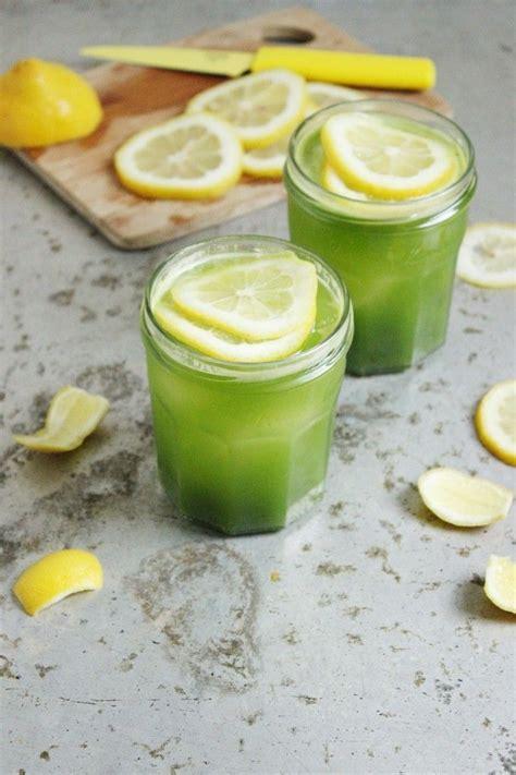 Green Lemonade Detox by 1000 Ideas About Green Lemonade On Green