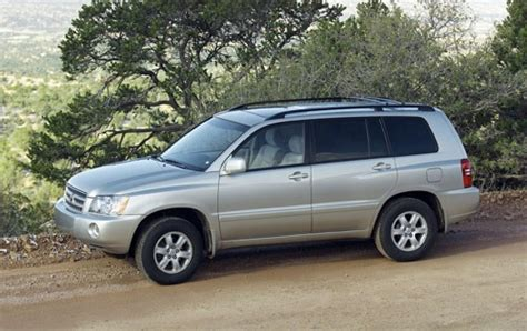 how to fix cars 2002 toyota highlander auto manual used 2002 toyota highlander pricing for sale edmunds