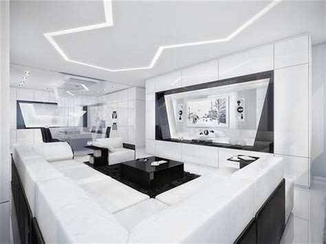 White Home Interior Luxury White Interiors White Design Designer