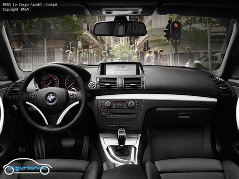 Bmw 1er Coupe Katalog by Foto Bild Bmw 1er Coupe Facelift Cockpit Angurten De