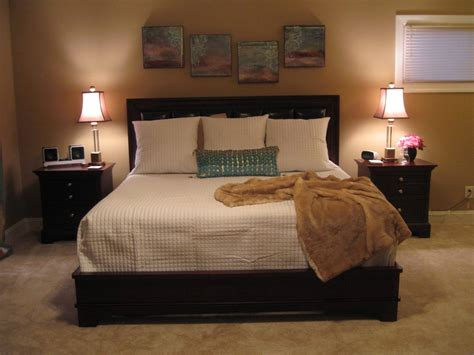 small brown bedroom small master bedroom brown wooden cabinet small master bedroom design drawer near beds