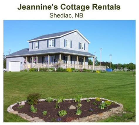 Cottage Rentals Shediac by Shediac Cottage Rentals New Brunswick Cottage Rentals