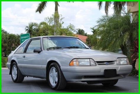 manual cars for sale 1992 ford mustang lane departure warning 1992 ford mustang lx v8 5 speed manual 55k miles collector