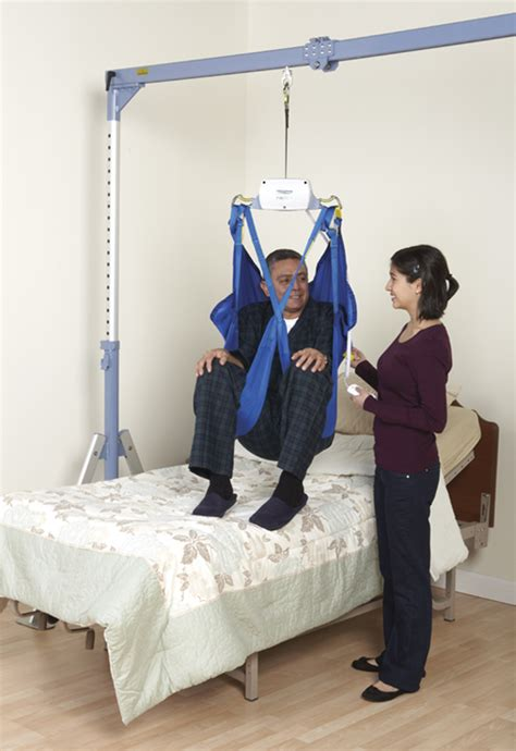 Ceiling Hoyer Lift by Portable Ceiling Lifts An Alternative To A Power Hoyer