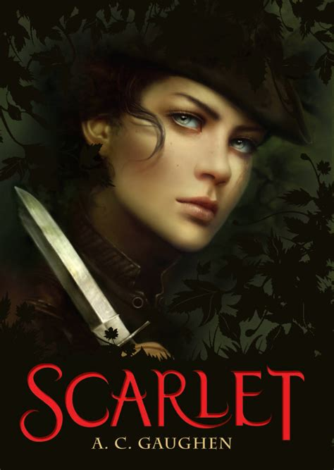 thief a scarlet novel books books ac gaughen