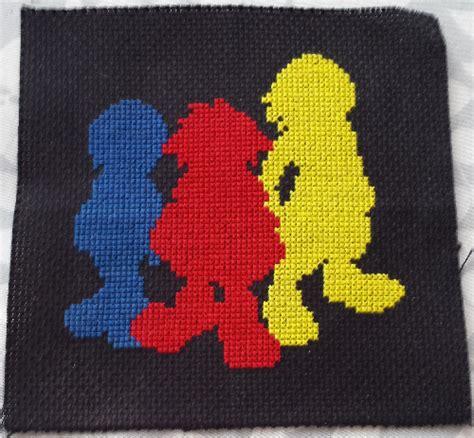 rol en vivo y ocio alternativo 25 juegos cooperativos rol en vivo y ocio alternativo sprite stitch board