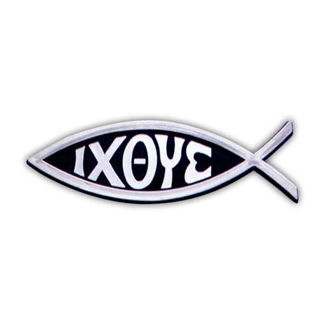 jesus fish ixoye fish stock design jesus fish solid