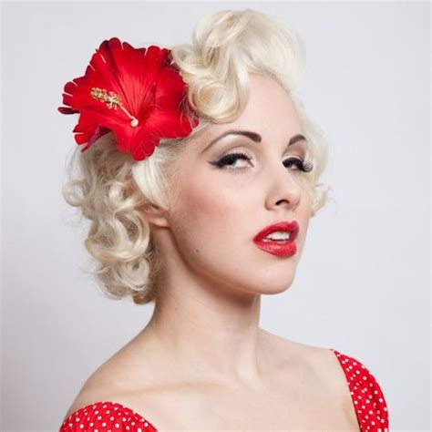 womens 1950s bandana hairstyles 472 best rockabilly and pinup girl style images on