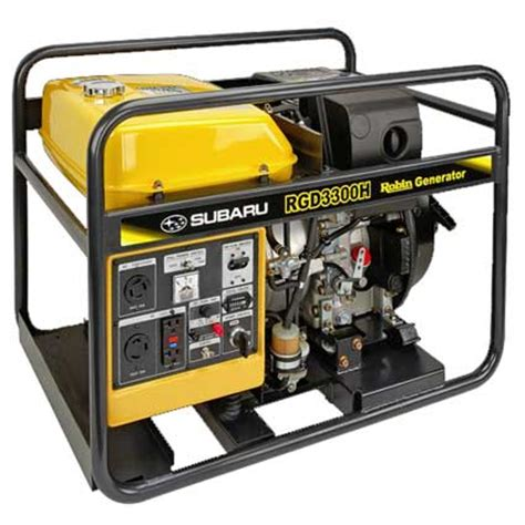 subaru rgd3300h generator the lawnmower hospital