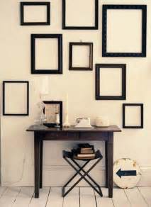 Home Interior Picture Frames Empty Picture Frames Stylish Wall Decoration Ideas