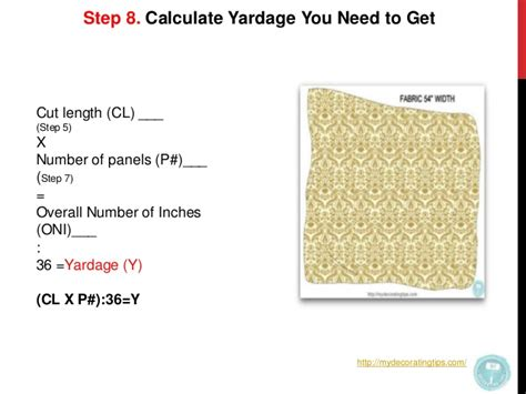 how to calculate yardage for curtains the ultimate guide how to calculate yardage for curtains