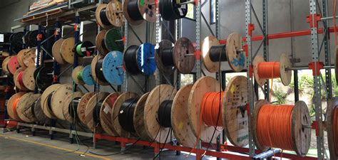 Cable Drum Racking Systems by And Hanson Warehouse Study Macrack Pallet
