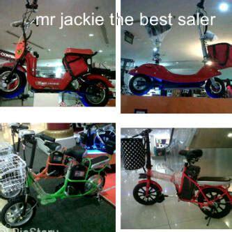 S898 Rantai Skuter Listrik Mr Jackie scooter electric scooter electrik mr jackie