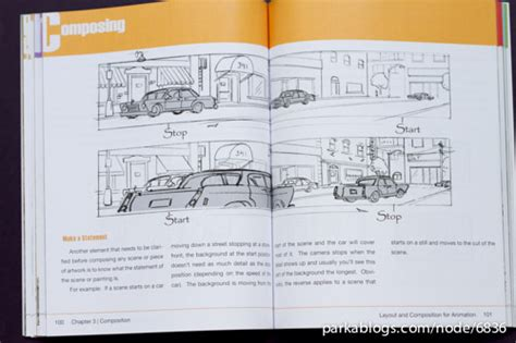 layout composition animation book review layout and composition for animation parka