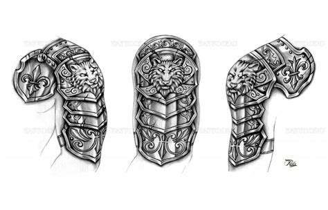 winning design for quot armour quot tattoodo com