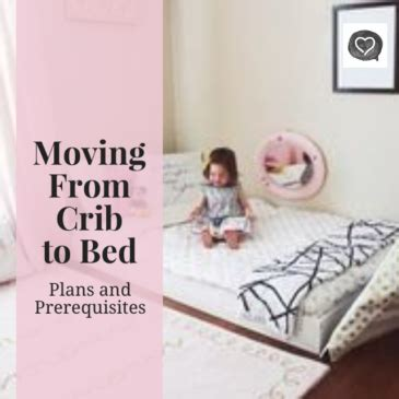 Moving From Crib To Bed Page Christian Family Heritage
