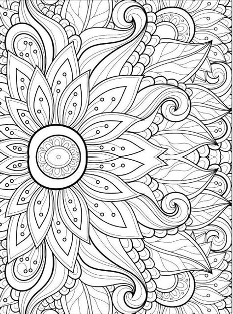 catological coloring book for cat 50 unique page designs for hours of cat coloring books coloring pages flowers 2 2 coloring pages