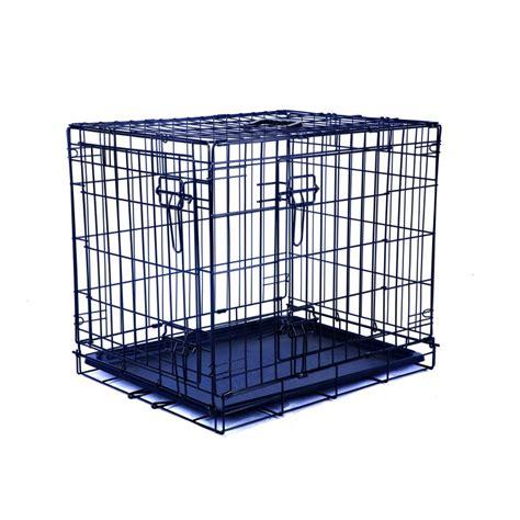 gabbia per cani gabbia in metallo per cani da trasporto pacopetshop