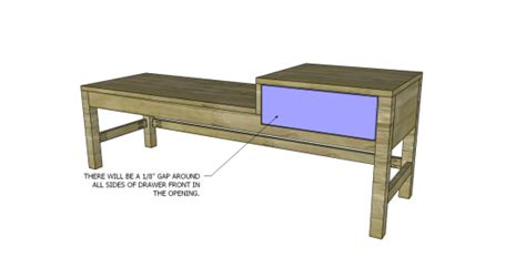 west elm offset bench free diy furniture plans to build a west elm inspired