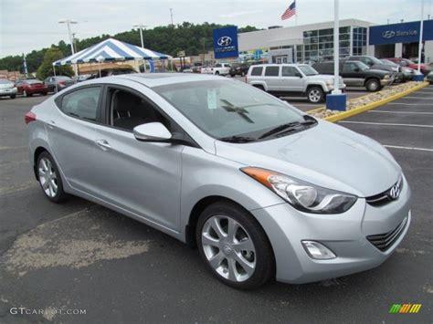 Silver Hyundai by 2013 Silver Hyundai Elantra Limited 66487380 Gtcarlot