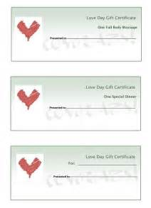 make your own gift certificate templates free best photos of make your own gift certificates make your