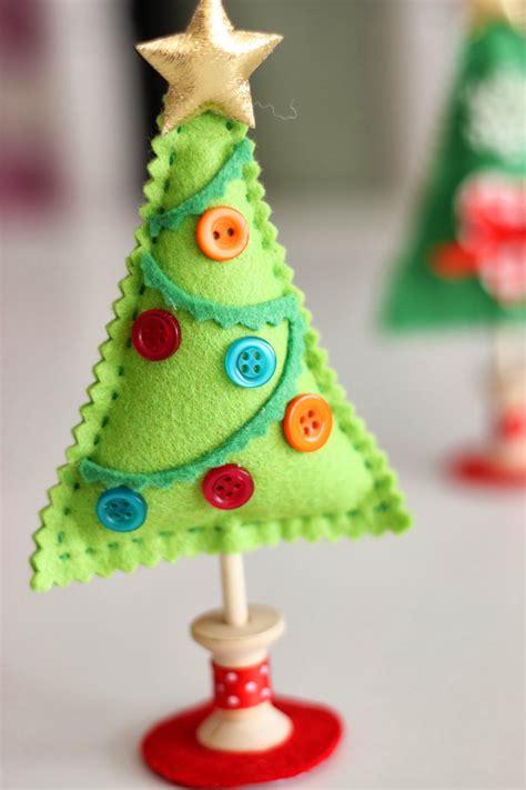 mi hogar de patchwork arbol de navidad de fieltro
