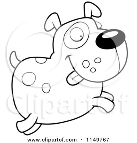 chubby puppies coloring pages how to draw dog jumping