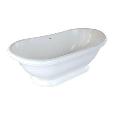 hydrosystems bathtubs hydro systems georgetown 7035 freestanding tub free