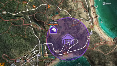 Search By Location On Forza Horizon 3 New Barn Find 16th Vehicle And Location Revealed Guide