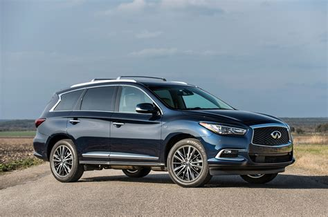 2016 Infiniti Qx60 Review And Rating Motor Trend