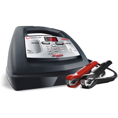 schumacher chargers schumacher electric 100 6v 12v battery charger