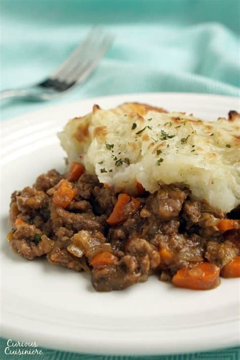 cottage pie easy recipe easy cottage pie recipe shepherd s pie curious cuisiniere
