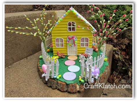 craft project ideas for the home craft klatch 174 diy resin easter bunny house craft klatch