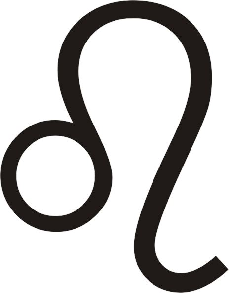 zodiac tattoo symbols leo the lion