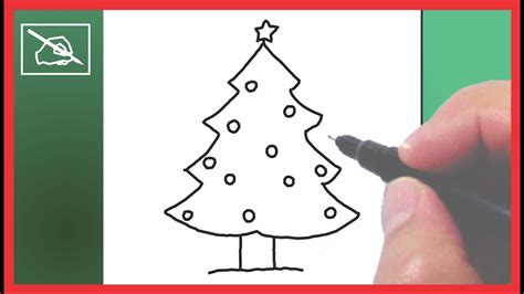 imagenes de un arbol de navidad c 243 mo dibujar un 193 rbol de navidad drawing a chritmas tree dibujando