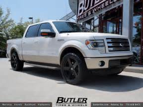 Wheels Ford Truck Ford F150 With 22in Black Rhino Everest Wheels A Photo