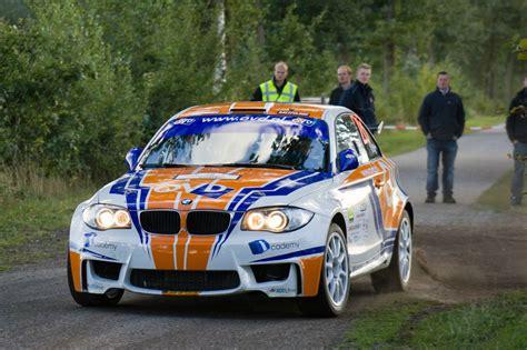 bmw rally car bmw 1 series e81 rally car bmw