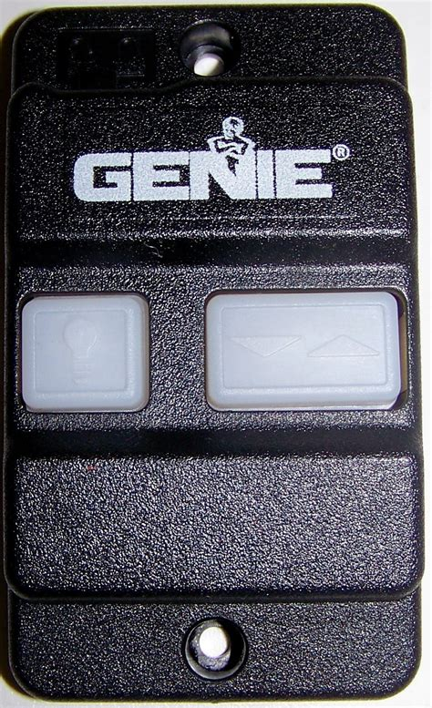 Garage Door Opener Wall Switch Genie Console 34299r