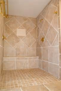 Tiled Bathrooms Ideas Showers Bathroom Amp Shower Tile Tile Installation Services